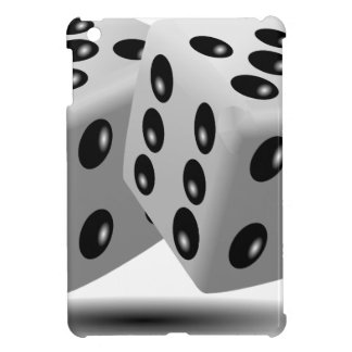 Dices Game Gambling Cubes Numbers Luck Random Case For The iPad Mini