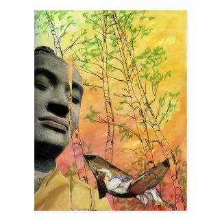 Dicha de Buda Tarjeta Postal