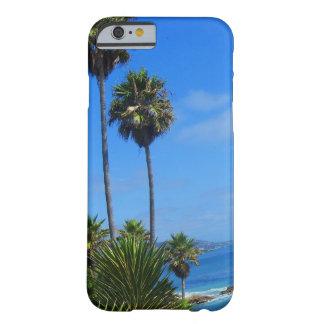 Dicha de las palmeras y del océano de Laguna Funda De iPhone 6 Barely There