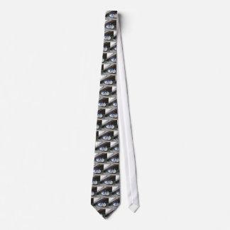 Dicha del yate en la cerradura corbata