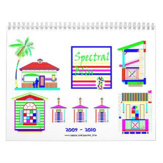 Dicha espectral BALCÓN 3 CASA de PALMERA BAL… Calendarios De Pared