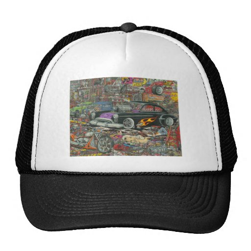 Dicha inorganizada gorras