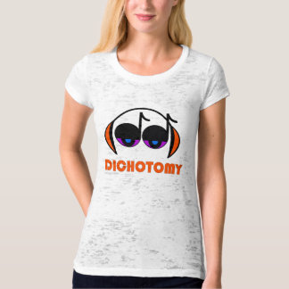 Dichotomy Womens Burnout Tee
