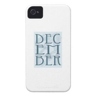 Diciembre Case-Mate iPhone 4 Cárcasa