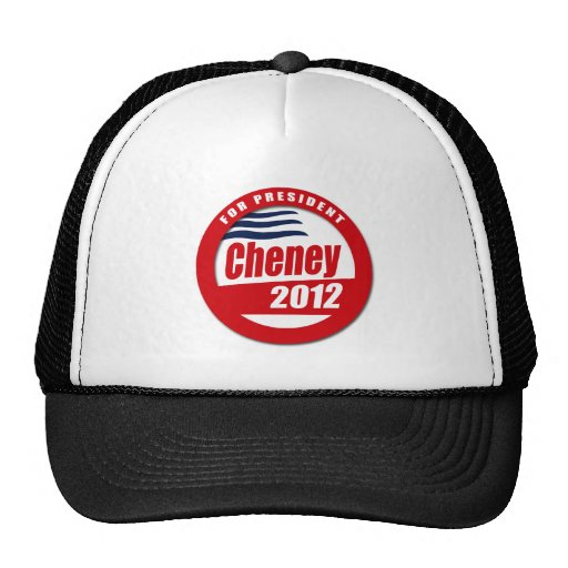 Dick Cheney 2012 Hats