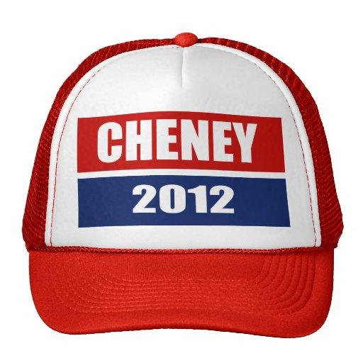 DICK CHENEY 2012 MESH HATS