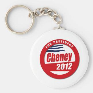 Dick Cheney 2012 Llavero Personalizado
