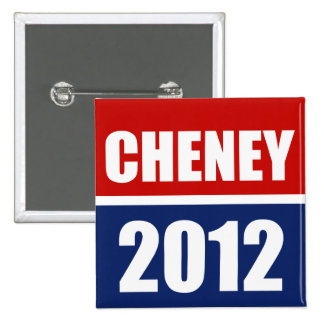 DICK CHENEY 2012 PINS