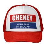 DICK CHENEY 2012 TRUCKER HAT