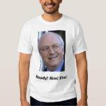 ¡Dick Cheney, listo! ¡Objetivo! ¡Fuego! Playeras