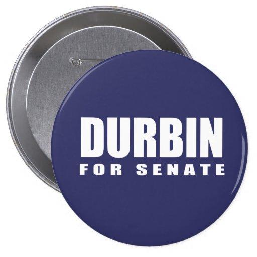 DICK DURBIN Election Gear Pins