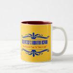 Dick Peters Logo Coffee Mugs