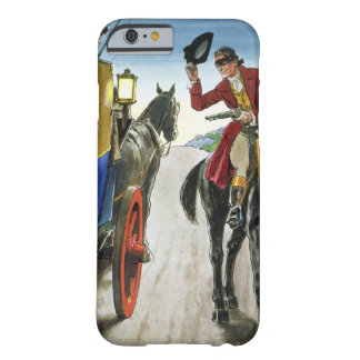 Dick Turpin (1706-39) from 'Peeps into the Past', Barely There iPhone 6 Case