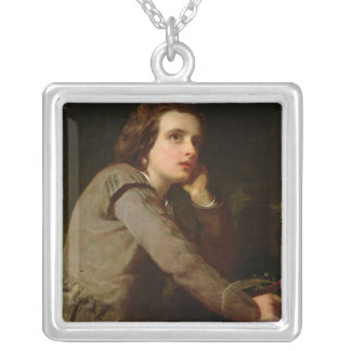 Dick Whittington Silver Plated Necklace