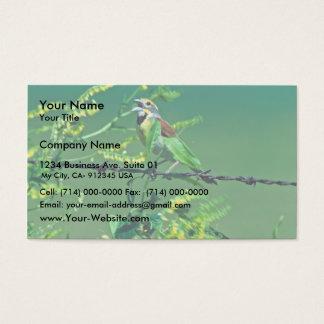 Dickcissel Business Card