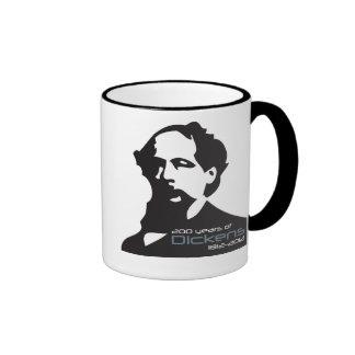 Dickens 200 taza de dos colores