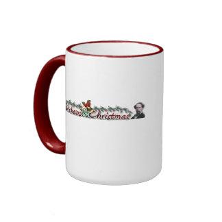 Dickens A Christmas Carol Mug