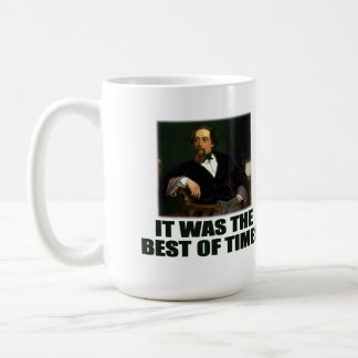 Dickens: Best and Worst Coffee Mug