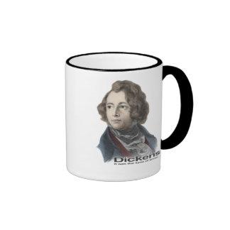 Dickens-Best of Times mug-color Ringer Coffee Mug