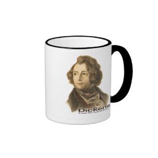Dickens-Best of Times mug-sepia Ringer Mug