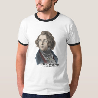 Dickens-Best of Times ringer-color T-Shirt