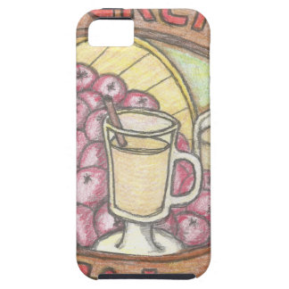 Dickens Cider nothing feels quite as good iPhone SE/5/5s Case
