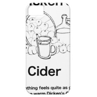 Dickens Cider - Nothing feels quite as good iPhone SE/5/5s Case