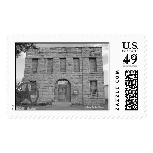 Dickens County Jail Postage Stamps