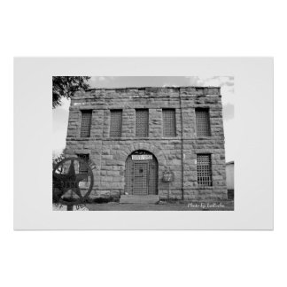Dickens County Jail Poster