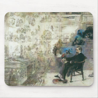 Dickens' Dream Mouse Pad