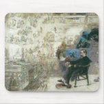 Dickens' Dream Mouse Pads