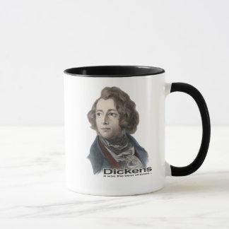 Dickens-El mejor de taza-color de las épocas