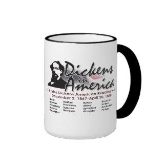 Dickens en la taza de América