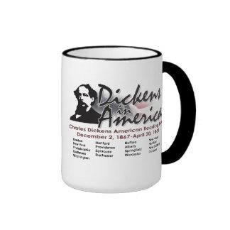 Dickens in America Mug