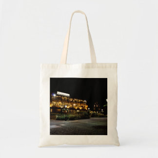 Dickens Inn Pub St Katherines Dock London Canvas Bags