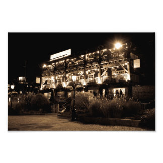 Dickens Inn Pub st Katherines Dock London Art Photo