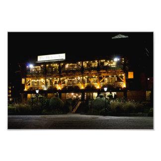 Dickens Inn Pub st Katherines Dock London Photo Print