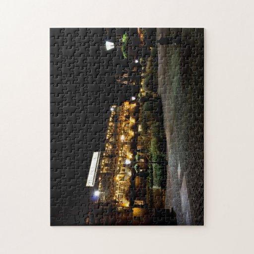 Dickens Inn Pub St Katherines Dock London Jigsaw Puzzles