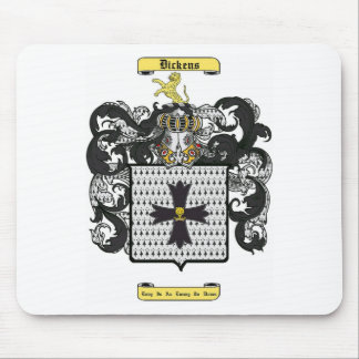 Dickens Mouse Pad