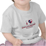 Dickens, Tejas Camiseta