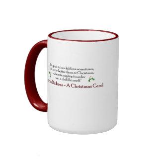 Dickens Turtle mug