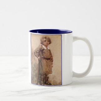 Dickens un villancico Tim minúsculo del navidad Tazas De Café