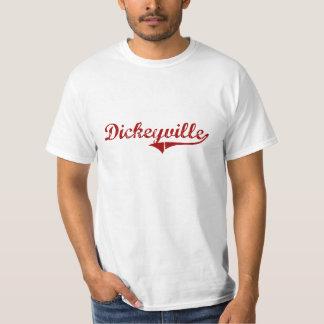 Dickeyville Wisconsin Classic Design T-Shirt