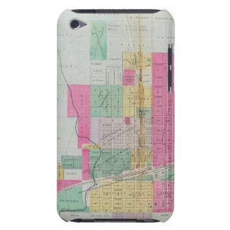 Dickinson County, Kansas iPod Touch Cover