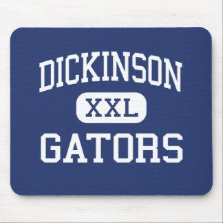 Dickinson - Gators - High School - Dickinson Texas Mouse Pad