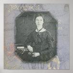 Dickinson remezcló la impresión de la cartera impresiones