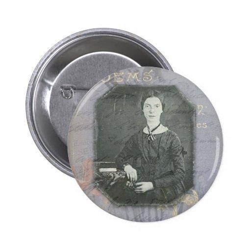 Dickinson remezcló pin