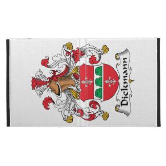 Dickmann Family Crest iPad Case