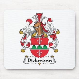 Dickmann Family Crest Mouse Mat