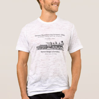 Dickson Switching Locomotive 1886 T-Shirt